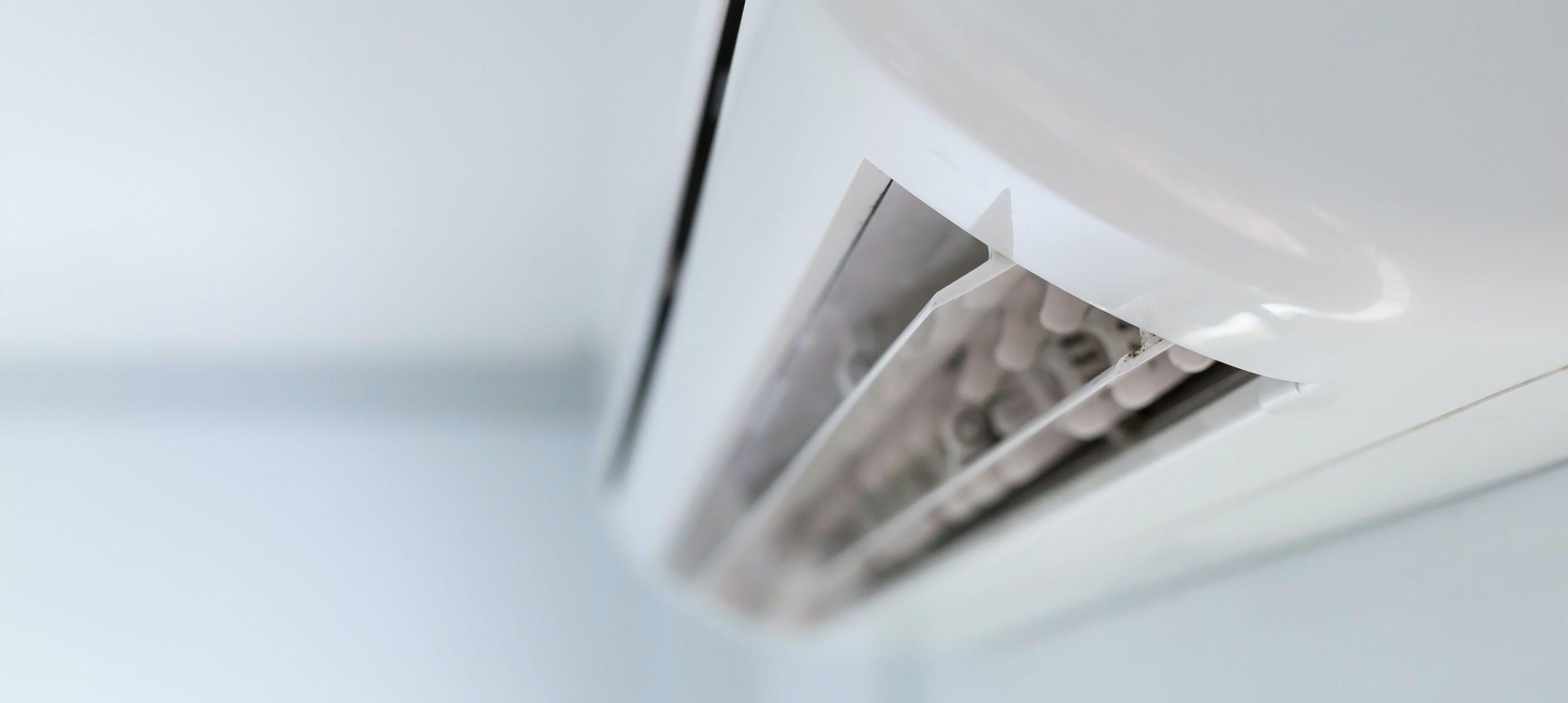 Automação de<br />ar condicionado